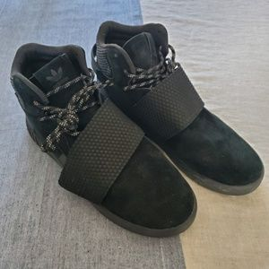 Adidas Tubular Invader Strap Basketball Shoe